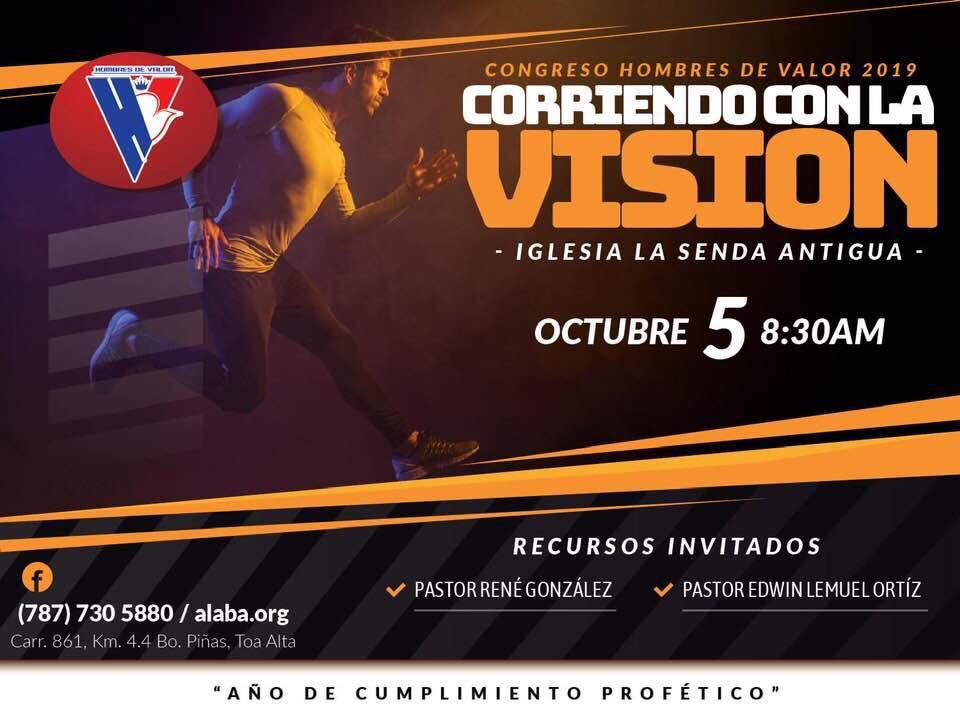 Congreso Hombres De Valor 2019 Iglesia La Senda Antigua